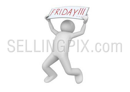 Business collection – Friday!