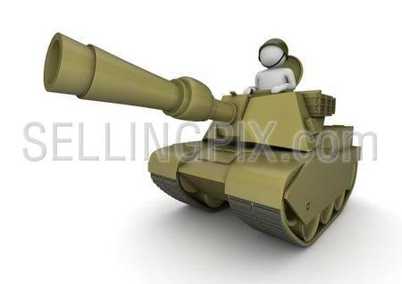 Tankman – Army collection