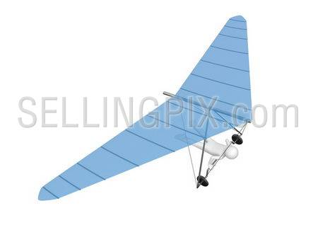 Hang-glider – Sports collection