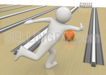 Bowling – Sports collection
