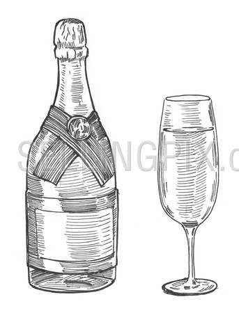 Engraving style hatching pen pencil painting illustration concept image. Engrave hatch lithography drawing collection.